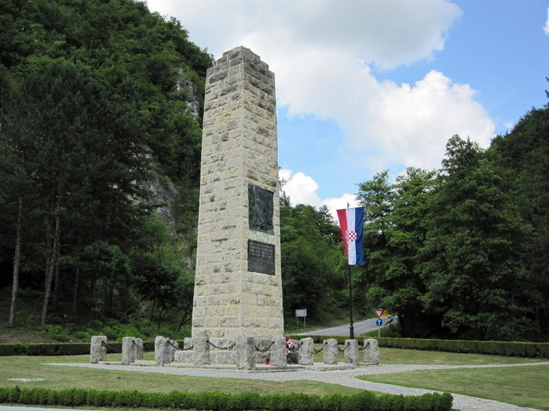 Spomenik Hrvatskoj Himni Povijest Krapinsko Zagorska